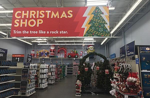 christmas peer pressure - Walmart Christmas Commercial