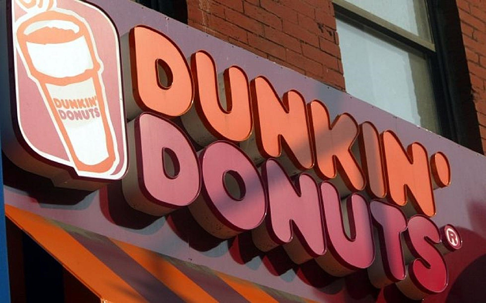 Dunkin Donuts Lite 987